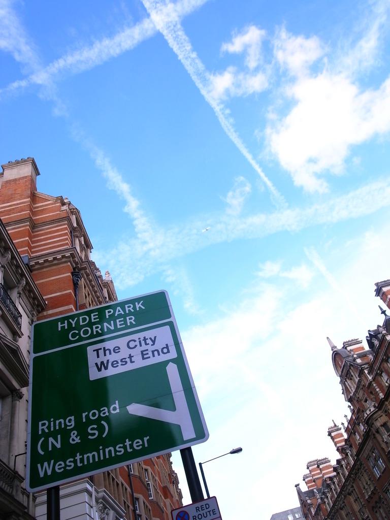 ロンドン街中