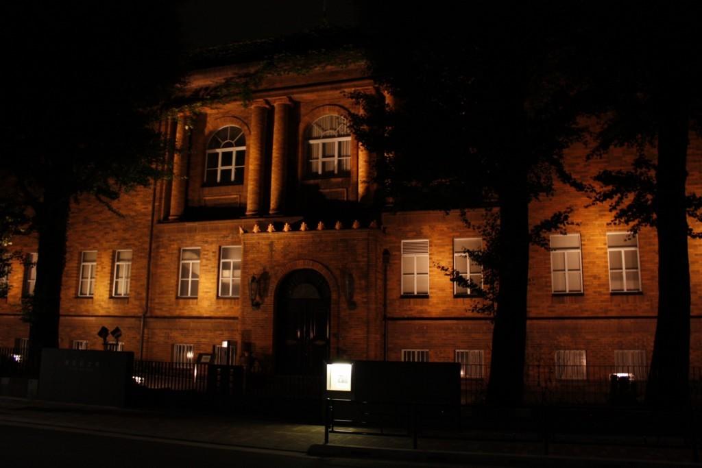 夜のこども図書館