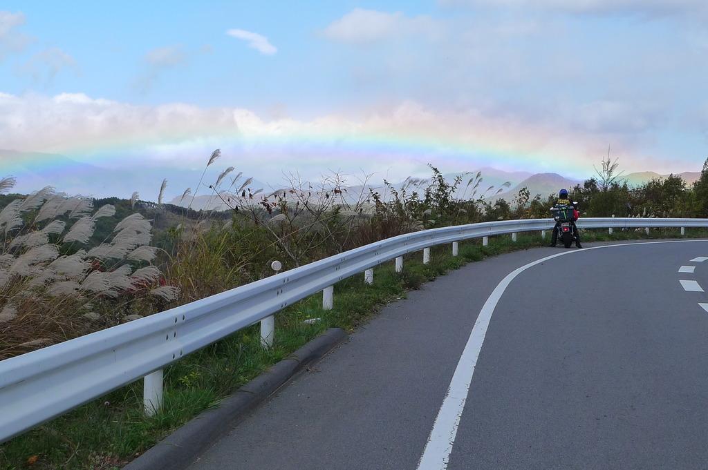 2回目の虹