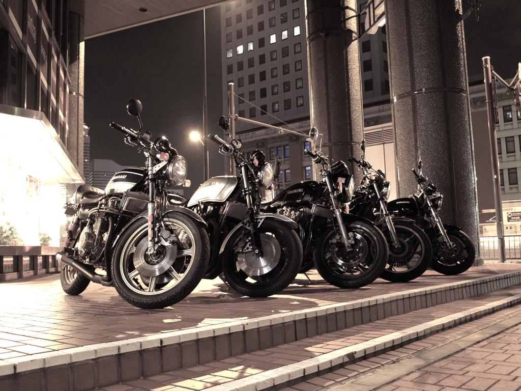 70〜80年代のバイク達