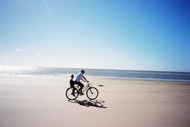 海岸じゃないです。