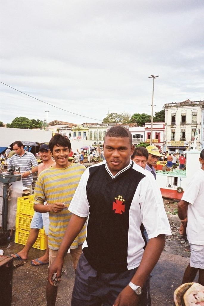 元ブラジル代表