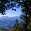 小仏峠からの富士