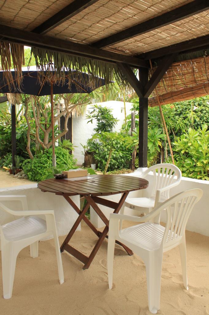 宮古島のとあるカフェ