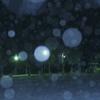 雪降る静かな夜に