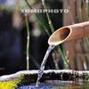武家屋敷の手水