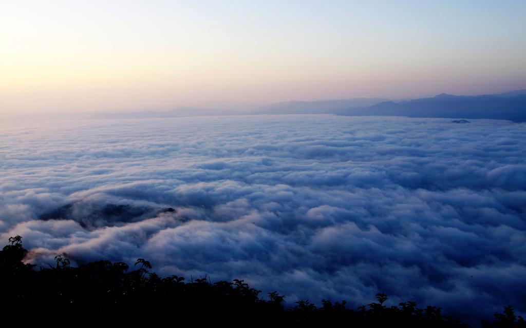 雲の上の日常