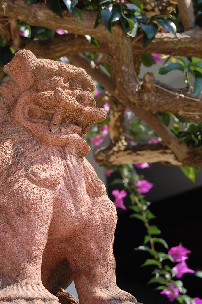 沖縄の守り神