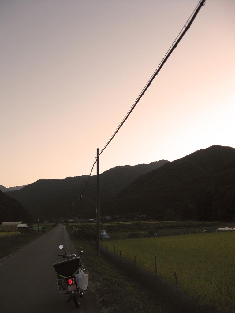 カブで行く長野ツーリング 2009年9月