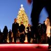 クリスマスの雑踏