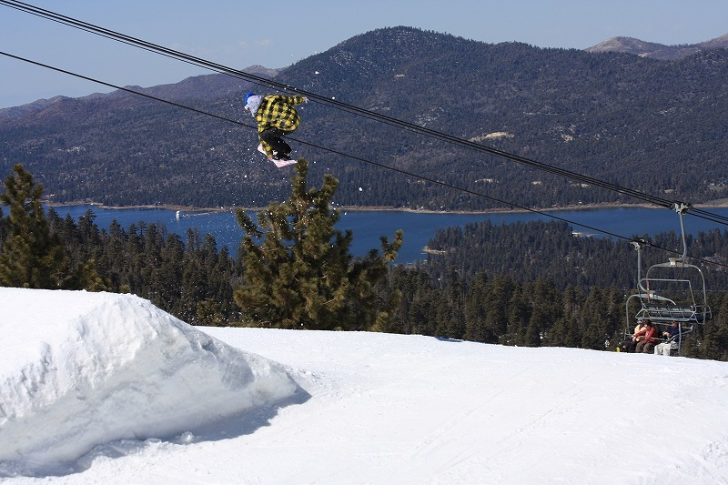 20090313 Big Bear Mountain 580