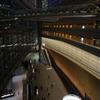 Night view of Tokyo International Forum