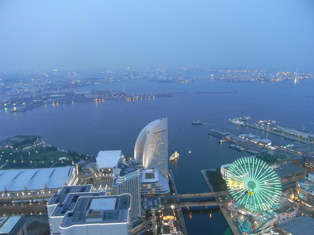 夜景 in YOKOHAMA
