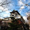 秋の犬山城2