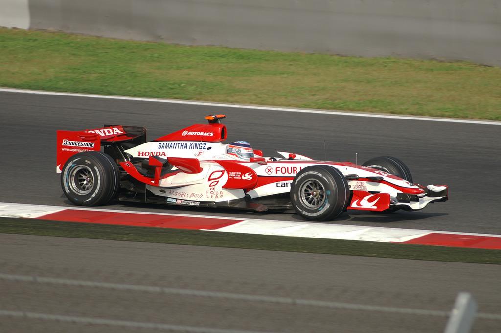 F1 スーパーアグリ