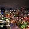 神戸ポートタワー5階展望室からの夜景10
