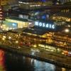 神戸ポートタワー5階展望室からの夜景02