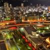 神戸ポートタワー5階展望室からの夜景05