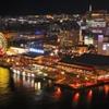 神戸ポートタワー5階展望室からの夜景07