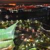 神戸ポートタワー5階展望室からの夜景01