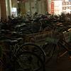 自転車置き場?