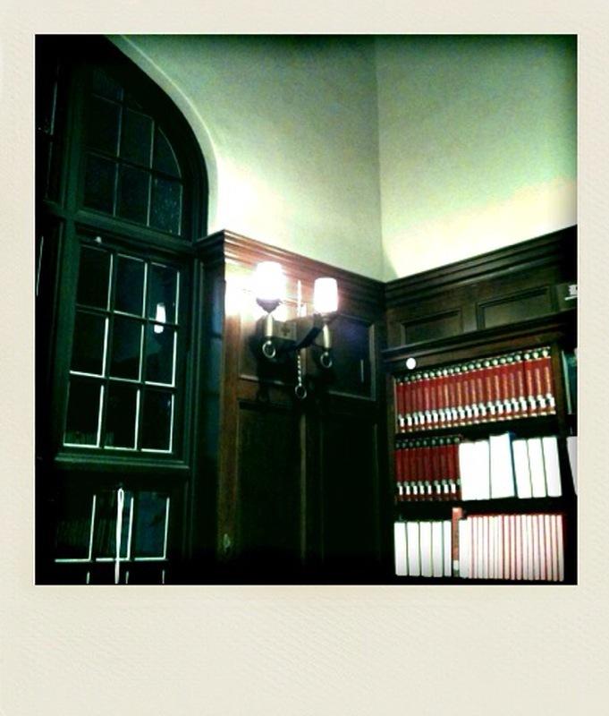 レトロ図書館