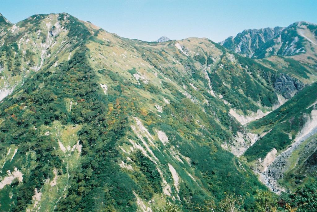 初夏の立山