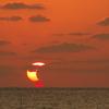 2010年1月15日 部分日食(2)