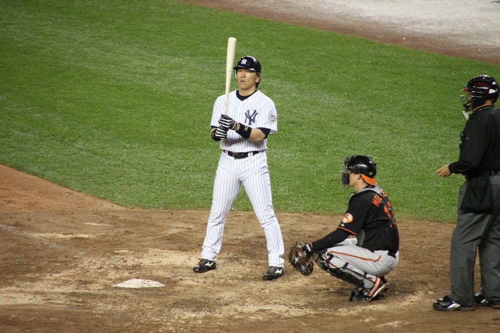 松井55 at bat 4