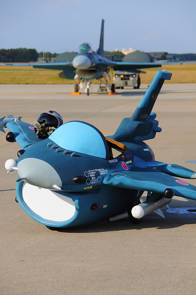 F-2親子