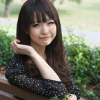 SONY DSLR-A700で撮影した人物(石井亜紀さん (2))の写真(画像)