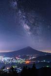 天翔ける銀河の夜