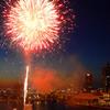 Fireworks in Tampa Bay