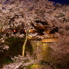 夜の問屋門高遠(2007/4-Ⅴ)