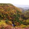 横谷渓の秋