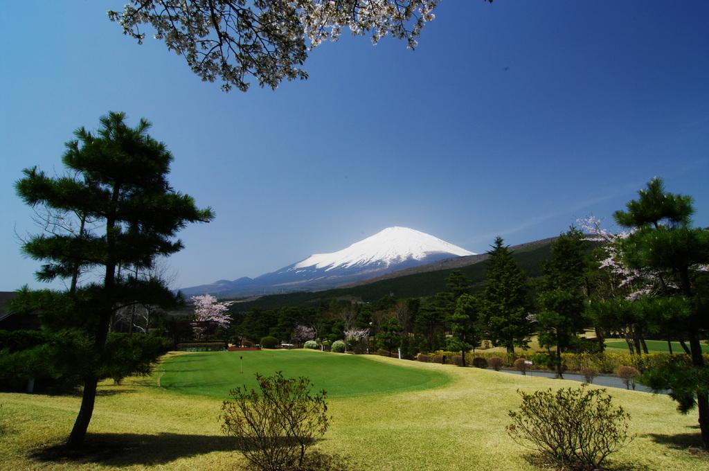 富士を見て 気持ちすっきり パター連