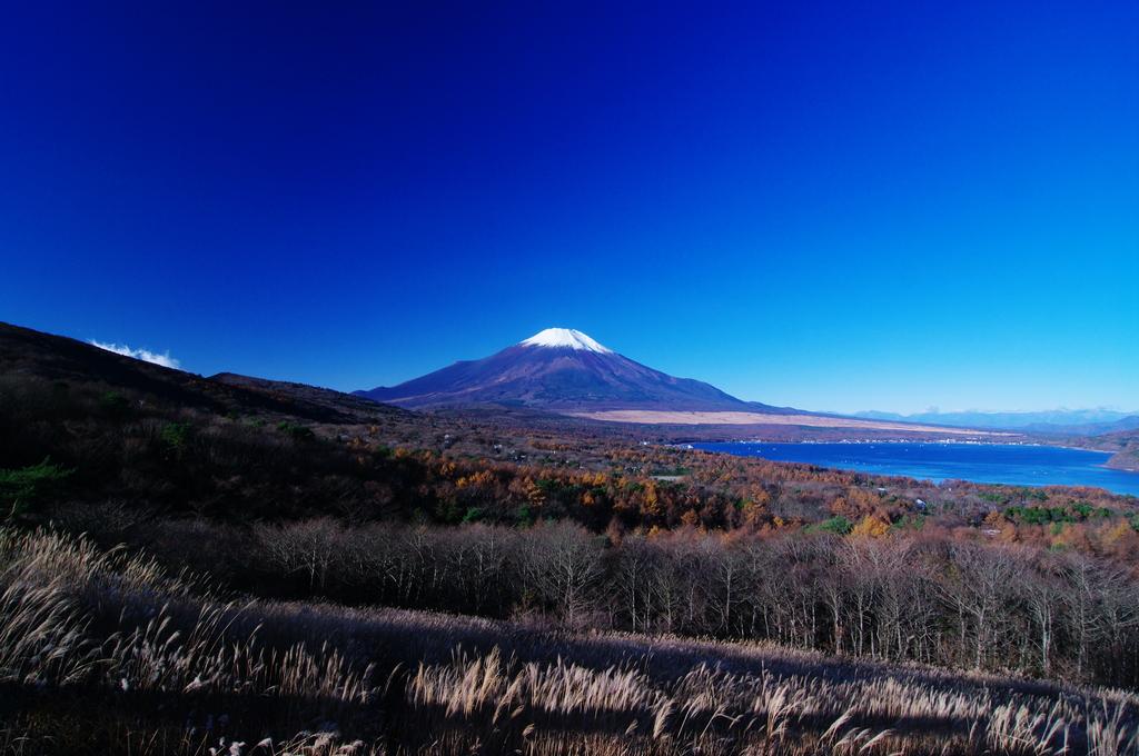 富士 往く秋