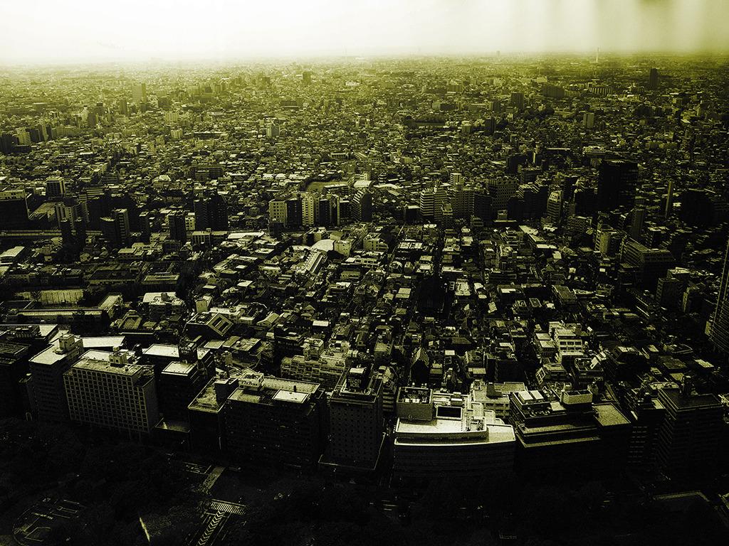 マッチ箱 東京 2009