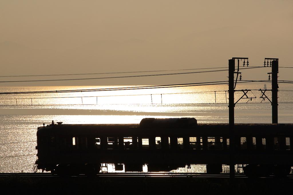 早起き電車
