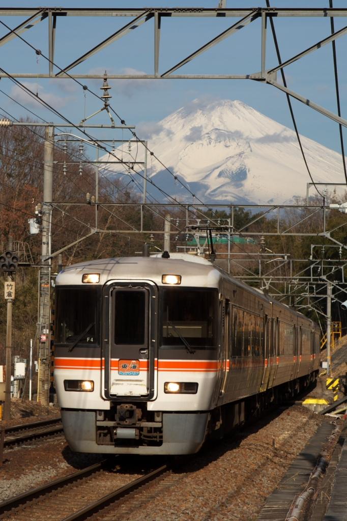 富士山-東海