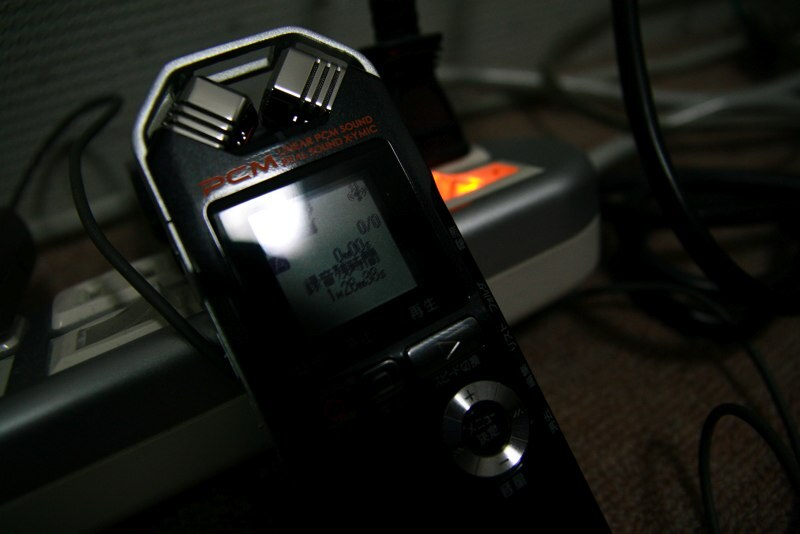 ICR-PS1000M購入