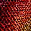 折り鶴の虹
