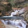 西沢渓谷・三重の滝