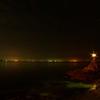 竹島からの夜景