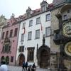 プラハ 時計台