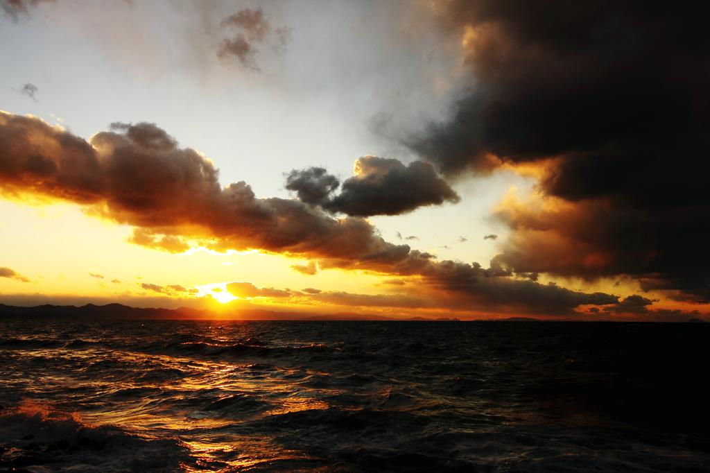 瀬戸内Sunset