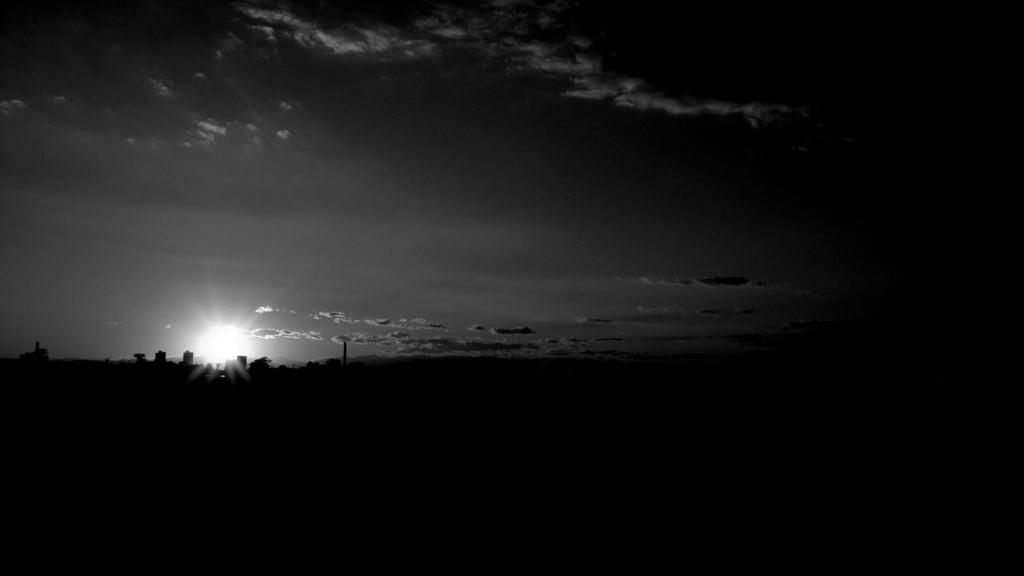 ふじみ野の空