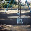 公園で試し撮り