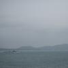 潜水艦に見える島