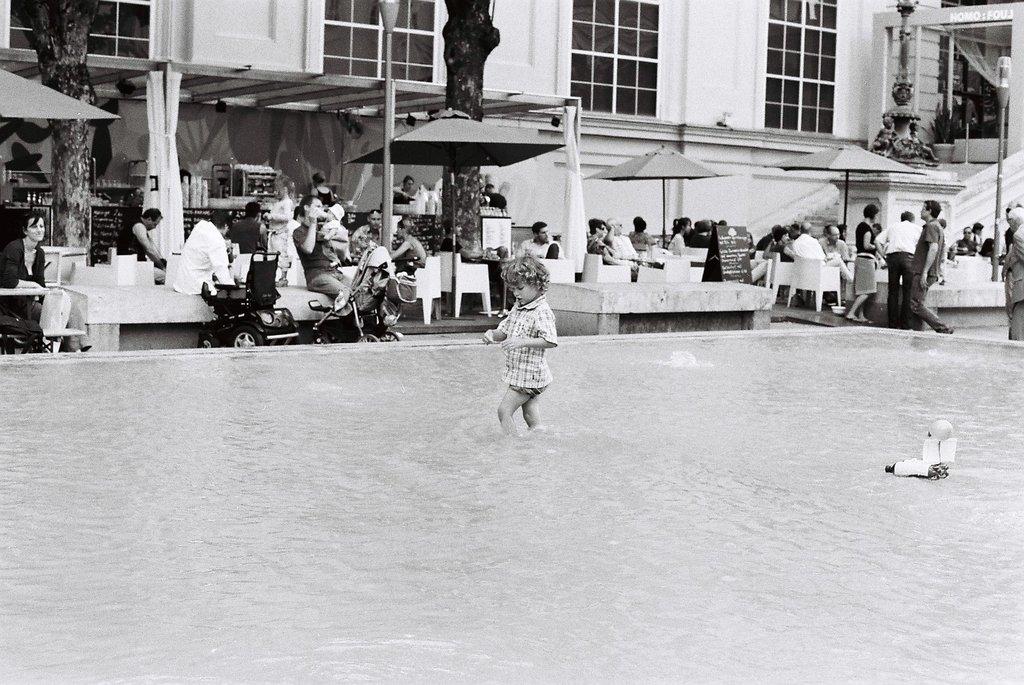 水浴び@Vienna